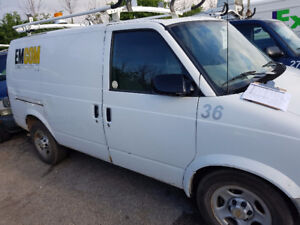 8 Chevy Astro Vans for sale!!! Only 850 or best offer
