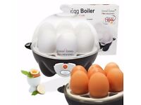 7 Egg Electric Cooker Boiler Poacher Steamer - More info 0161 220 1746