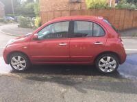 Nissan Micra, Automatic.Excellent condition, reliable low running costs