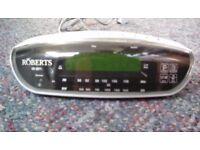Bedside Clock Radio #28819 £10