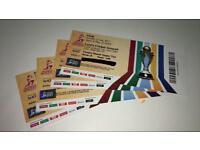1x Women's World Cup Final Tickets.