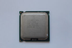 ► CPU - Intel Core 2 Duo Xeon Quad E6550 E7400 E5420 Socket 775