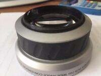 Raynox Wide Angle SLR Camera lense