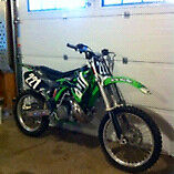 KX250 With Ownership!