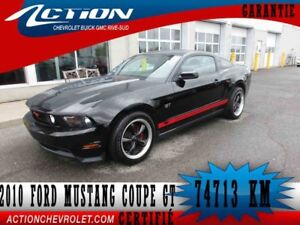 2010 Ford MUSTANG GT COUPE AUTOMATIQUE AIR