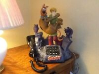 Scooby Doo talking telephone