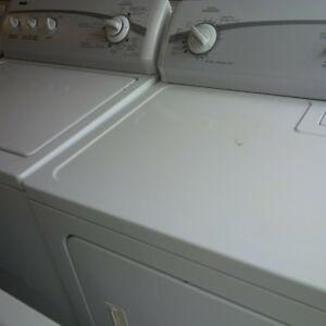 washer dryer set kenmore 500 mint