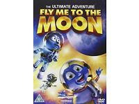 The Ultimate 3D Movie ~ Fly me to the Moon