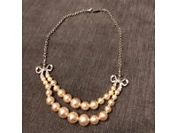 Next Save Share Vivienne Westwood Pearl Necklace