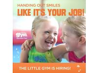 Lead Gymnastics Instructor - Full Time
