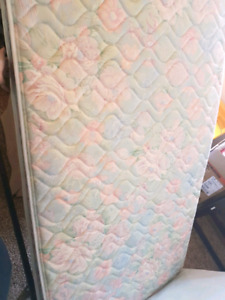 Brand new single bed with frame, headboard