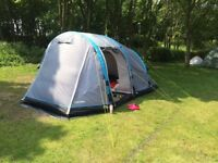 Airgo inflatable tent