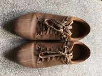 Clarks casual mens shoes (size 7.0)