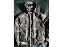 Vision Street Wear bomber jacket size Large