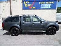 Nissan Navara Dci Tekna 4X4 Shr Dcb Pick-Up 2.5 Manual Diesel
