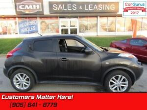 2011 Nissan JUKE SV  AWD, ALLOYS, BLUETOOTH, STEERING AUDIO CONT