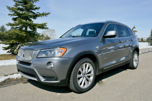 2011 BMW X3 xDrive35i - Great Condition