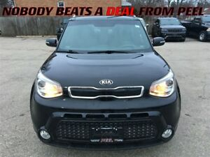 2015 Kia Soul SX Luxury **NAVIGATION **ONE OWNER**