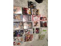 DVD / Wii games / Xbox 360 games