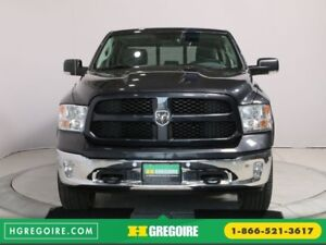 2016 Ram 1500 OUTDOORSMAN 4X4 A/C BLUETOOTH MAGS