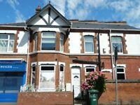 Two bedroom flat on Far Gosford Street
