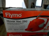 Flymo hover vac mower brand new and sealed