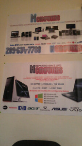 Mcomputers (Most Repairs $35/less, Done Same Day)