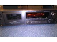 JVC TD-V541 Stereo Cassette Deck