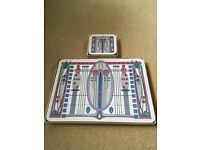 6 table mats & coasters