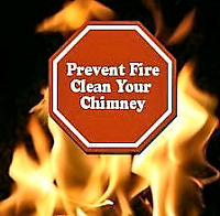 Chimney sweep & WETT inspection services