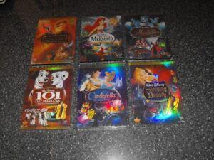 DVD Walt Disney Classiques neufs emballés