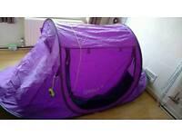 Tent 2 person quickpitch quick