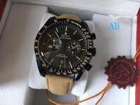 Swiss Omega Speadmaster Chronograph Watch