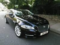 Jaguar XJ 3.0d, lwb, Luxury 2011