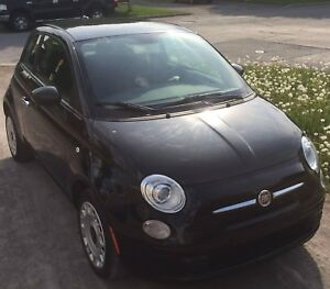 2012 fiat 500pop  low mileage 85000km good shape!!