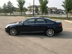 2009 AUDI A6 S-LINE QUATTRO FULLY LOADED