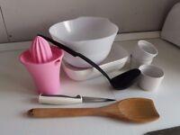 2 Sets of Kitchenware FREE