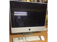 iMac 20'' intel core 2 Duo,2.66Ghz,4GB RAM,320GB HDD,YOSEMITE.Buy with shop receipt.Special offer.
