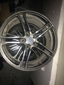 18 in. Japan Light Alloy Rims