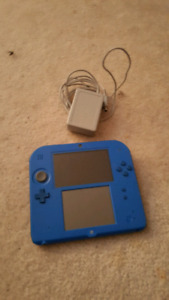 2ds with Mario kart installed!!