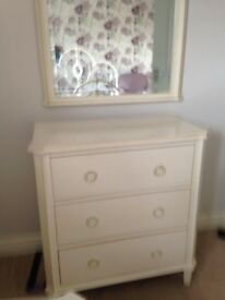 Laura Ashley Henshaw 3 Drawer