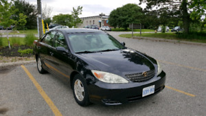 Toyota Camry Low kms only 129000