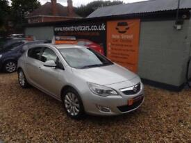 VAUXHALL ASTRA 1.7 SE CDTI, Silver, Manual, Diesel, 2010