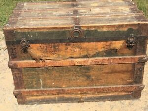 Antique Wooden Storage Chests for sale $25 each