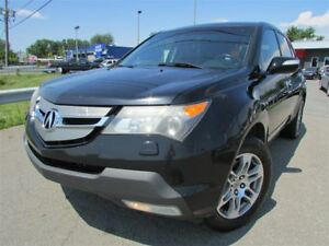 2007 Acura MDX AWD CUIR TOIT OUVRANT BLUETOOTH!!!