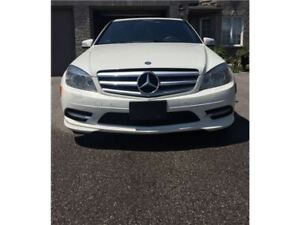 2010 Mercedes-Benz C300 AMG Top of the line mint condition.