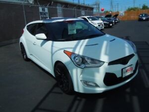 2012 HYUNDAI VELOSTER REAR VIEW CAMERA, SUNROOF, NAVIGATION SYST