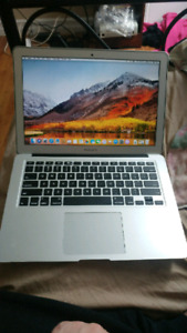Macbook air 2015 mint