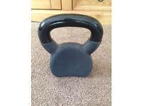 Kettlebell weight 8kg - Ferndown, Dorset