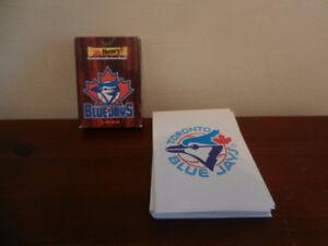 Toronto Blue Jays Baseball Cards Team Sets SGA OH! Henry Lot 2
